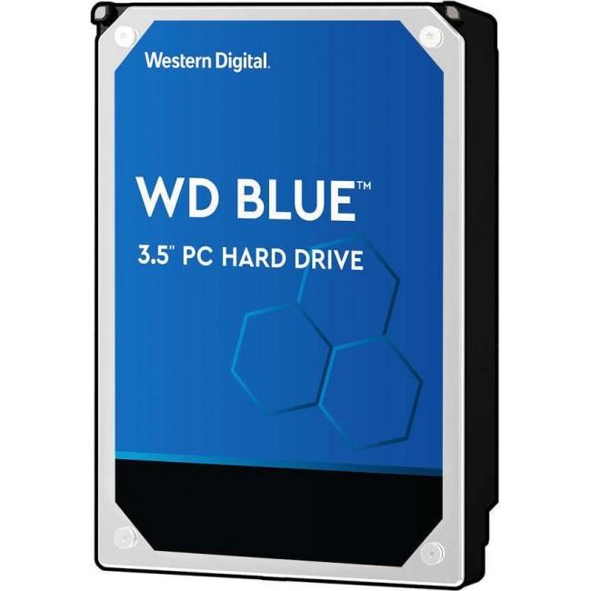 """HDD WD BLUE 2TB 3.5"""" SATA 3 5400rpm (WD20EZAZ)"""