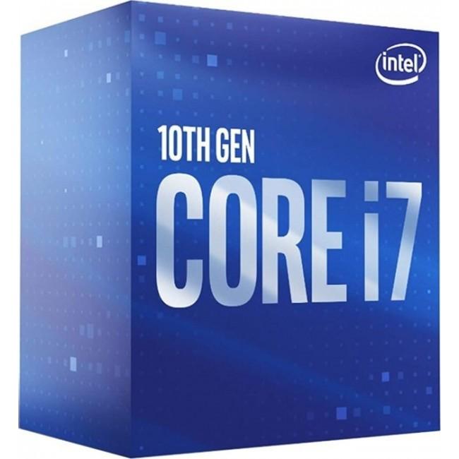 CPU INTEL 1200 I7-10700KF 3.80GHz COMET LAKE (BX8070110700KF)