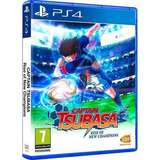 PS4 CAPTAIN TSUBASA RISE OF NEW CHAMPIONS GAME