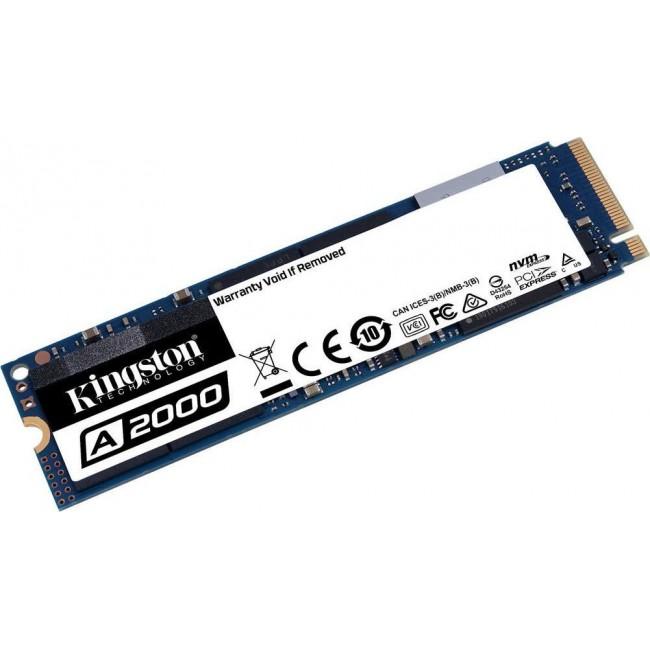 SSD KINGSTON A2000 1TB M.2 PCIE SA2000M8/1000G