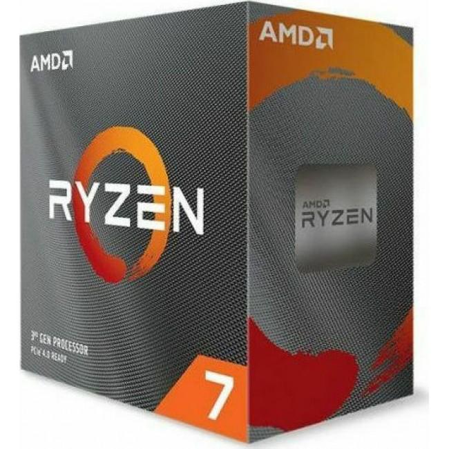 CPU AMD AM4 RYZEN 7 3800XT 3.9GHz BOX (100-100000279WOF)