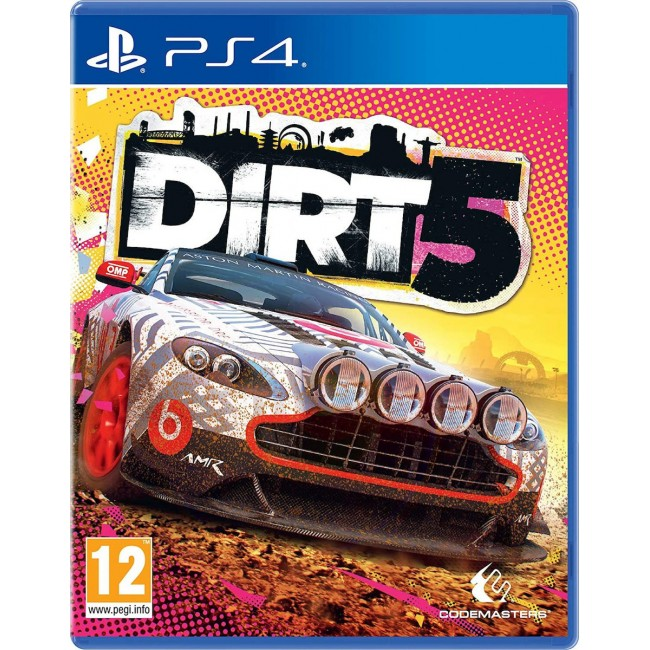 PS4 DIRT 5 LIMITED EDITION GAME