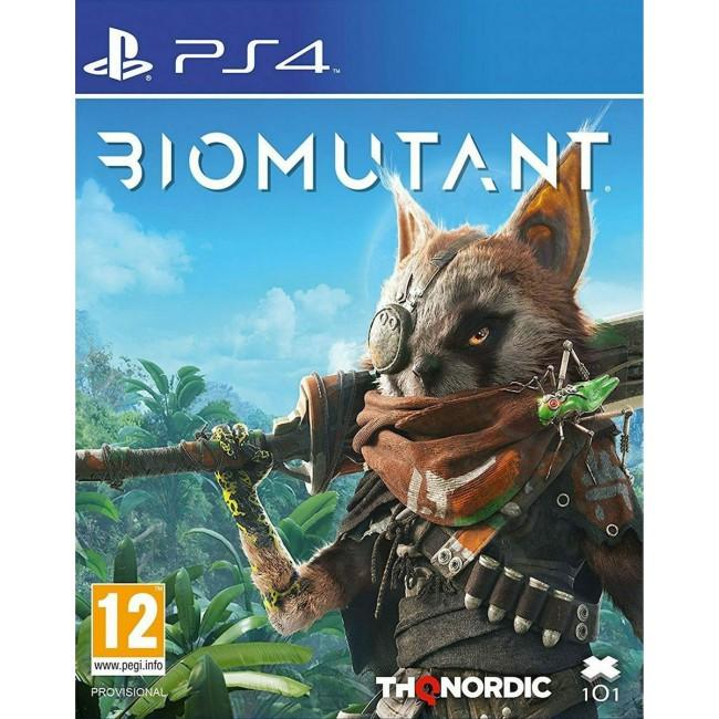 PS4 BIOMUTANT GAME