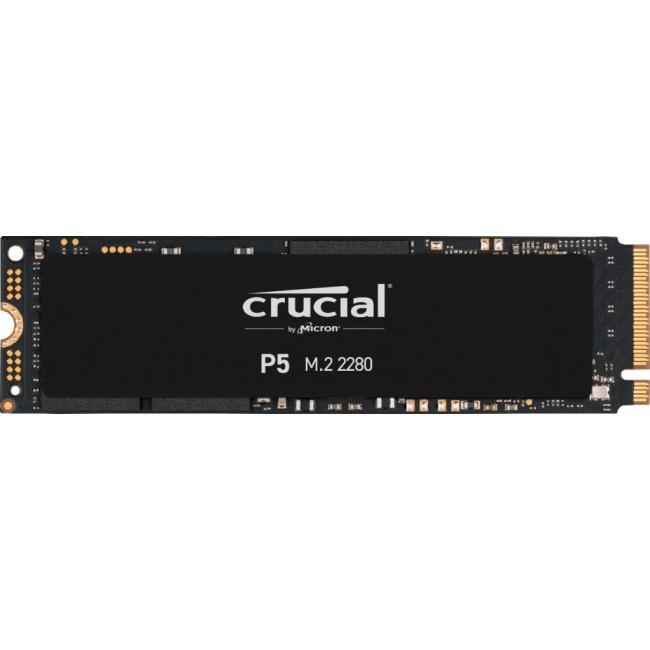 SSD CRUCIAL P5 250GB PCIE M.2 NVME CT250P5SSD8