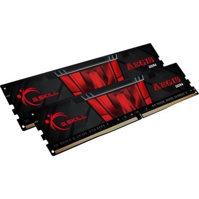 RAM G.SKILL AEGIS 32GB 2X16 DDR4-3200MHz F4-3200C16D-32GIS