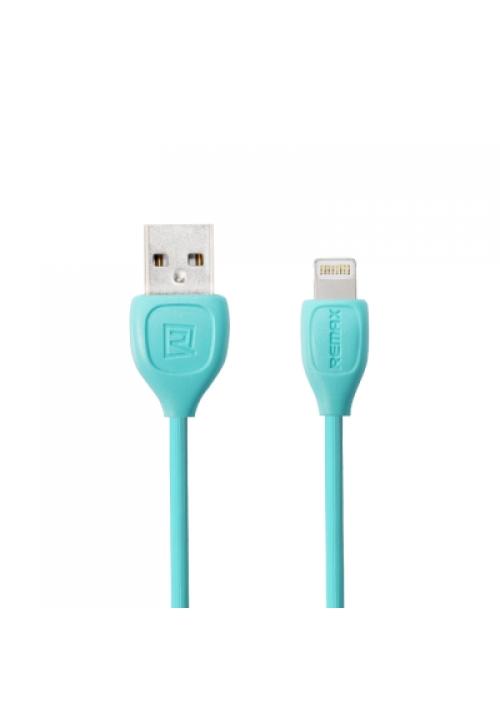 Καλώδιο Φόρτισης Cable Remax Lighting RC-050i για iPhone Blue