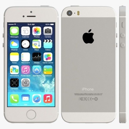 Apple Iphone 5S 16GB SILVER WHI...