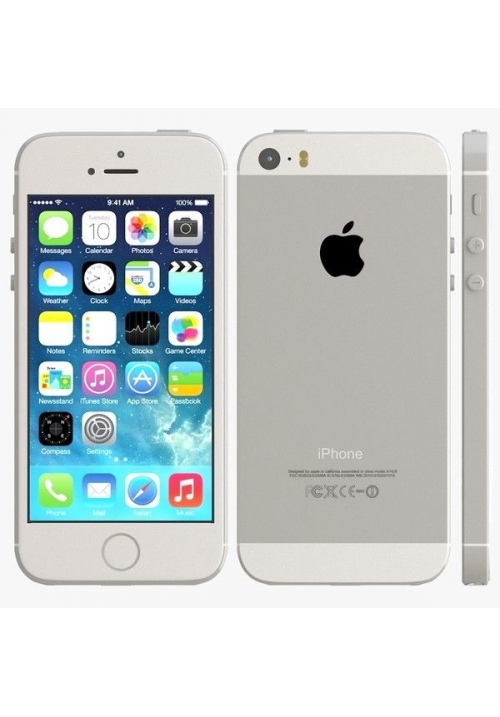 Apple Iphone 5S 16GB SILVER WHITE EU