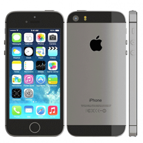 Apple Iphone 5S SPACE GRAY 16GB 3PIN US