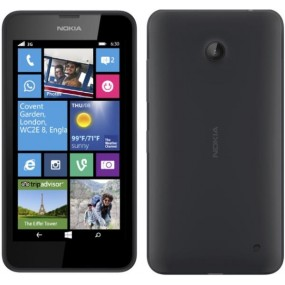 NOKIA LUMIA 630 BLACK EU