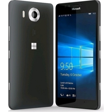 MICROSOFT LUMIA 950 BLACK (ΜΕ Α...