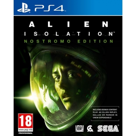 PS4 ALIEN ISOLATION NOSTROMO ED...