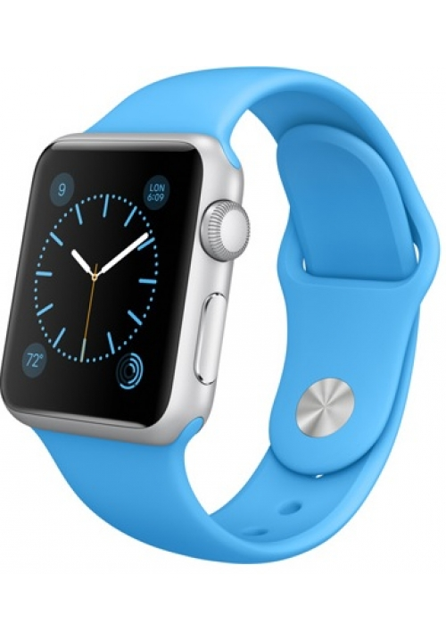 APPLE WATCH SPORT 42mm MLC52FD/A BLUE (ΜΕ ΑΝΤΑΠΤΟΡΑ) EU