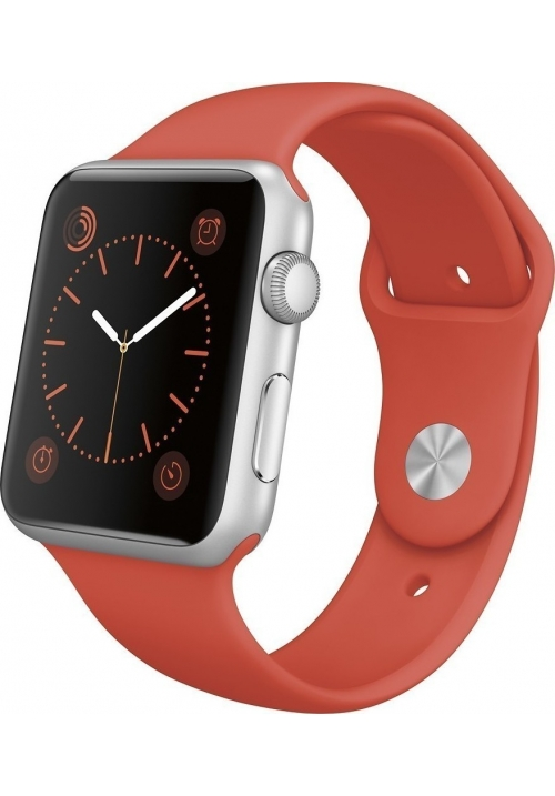 APPLE WATCH SPORT 38mm MLCF2FD/A ORANGE (ΜΕ ΑΝΤΑΠΤΟΡΑ) EU