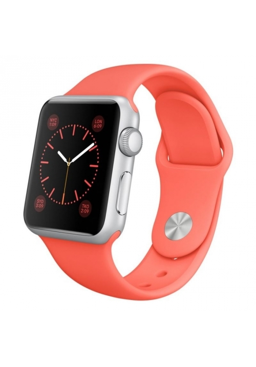 APPLE WATCH SPORT 42mm MJ3R2LL/A PINK (ΜΕ ΑΝΤΑΠΤΟΡΑ) EU