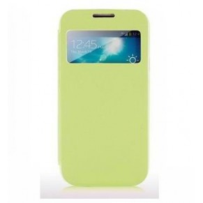 Samsung Flip Cover S-View Galaxy S4 Mini GREEN