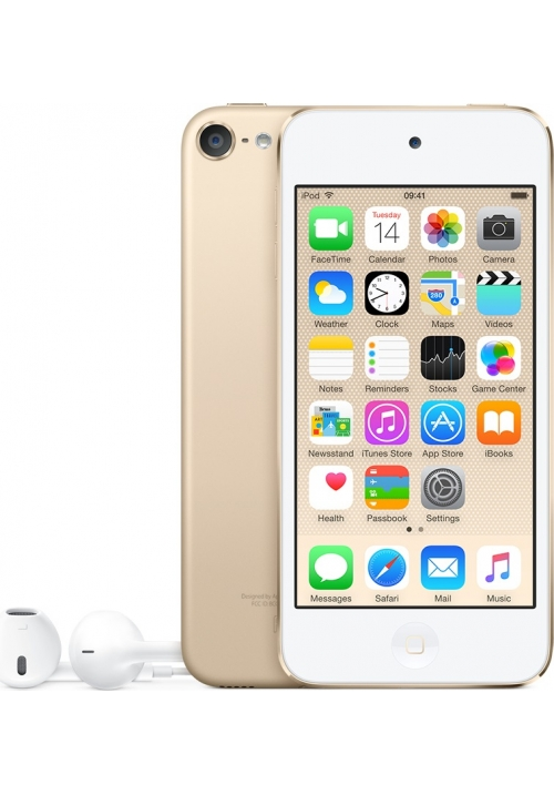 Apple iPod Touch 16GB 6th Generation GOLD (MKH02FD/A) EU