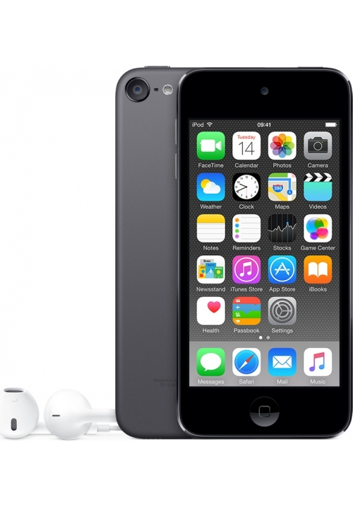 Apple iPod Touch 64GB 6th Generation GRAY (MKHL2FD/A) EU