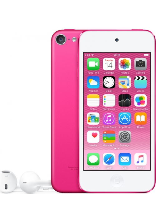 Apple iPod Touch 64GB 6th Generation PINK (MKGW2FD/A) EU