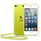 Apple iPod Touch 16GB 5th Generation YELLOW EU
