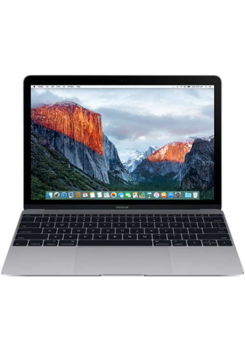 Apple MacBook 12-inch core M5 1.2GHz 512GB (MLH82) SPACE GREY (ΜΕ ΑΝΤΑΠΤΟΡΑ) EU