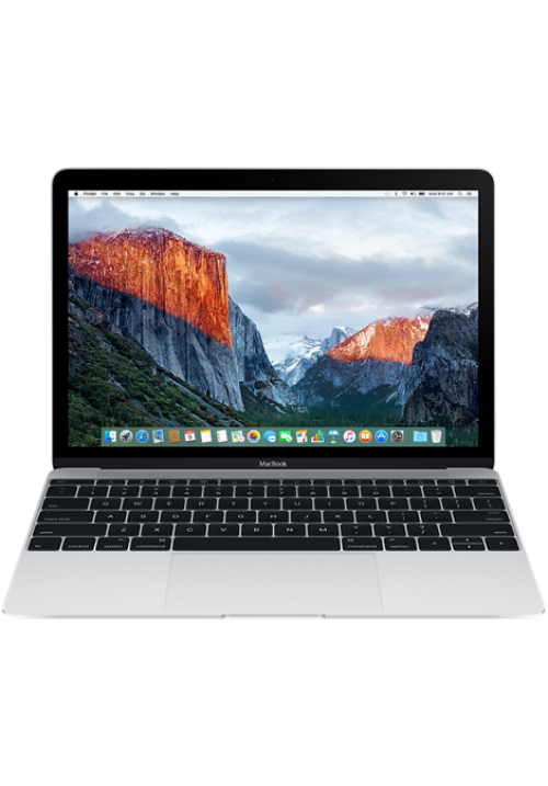 Apple MacBook 12-inch core M3 1.1GHz 256B (MLHA2) SILVER (ΜΕ ΑΝΤΑΠΤΟΡΑ) EU