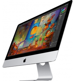 "Apple iMac 21.5"" 1.6GHz (i5/8GB/1TB) (MK142) 3pin EU"
