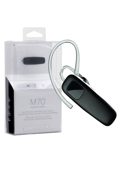 BLUETOOTH PLANTRONICS M70 BLACK EU