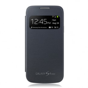 Samsung Flip Cover S-View Galaxy S4 Mini BLACK