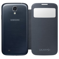 Samsung Flip Cover S-View for Galaxy S4 EF-CI950BW Black