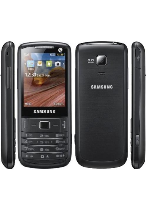 Samsung C3780 BLACK (ΑΓΓΛΙΚΟ ΜΕΝΟΥ) EU