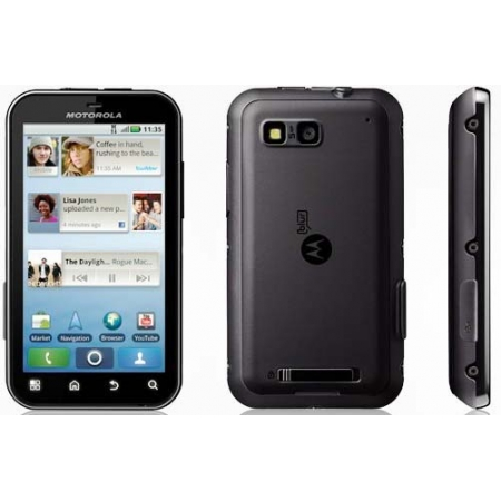 MOTOROLA DEFY PLUS GREY (ΑΓΓΛΙΚ...