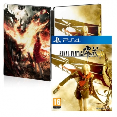 PS4 FINAL FANTASY TYPE-0 STEELB...
