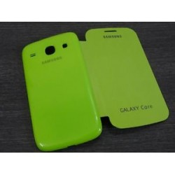 Samsung Flip Cover Galaxy Core Green