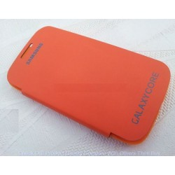 Samsung Flip Cover Galaxy Core Orange