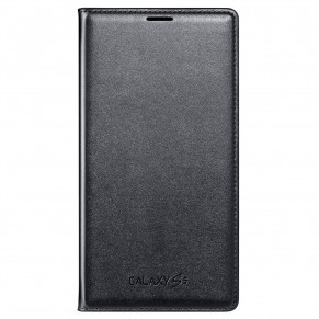 Samsung Flip Cover for Galaxy S5 Black