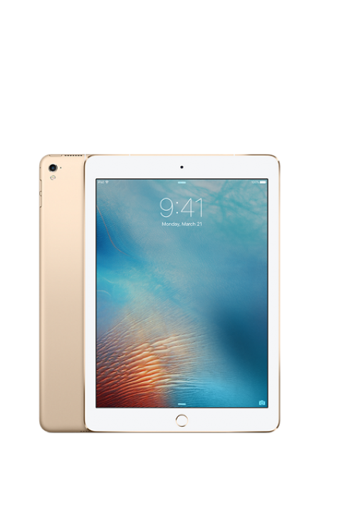 "APPLE IPAD PRO 9.7"" 256GB WIFI+CELLULAR GOLD (ΜΕ ΑΝΤΑΠΤΟΡΑ) EU"