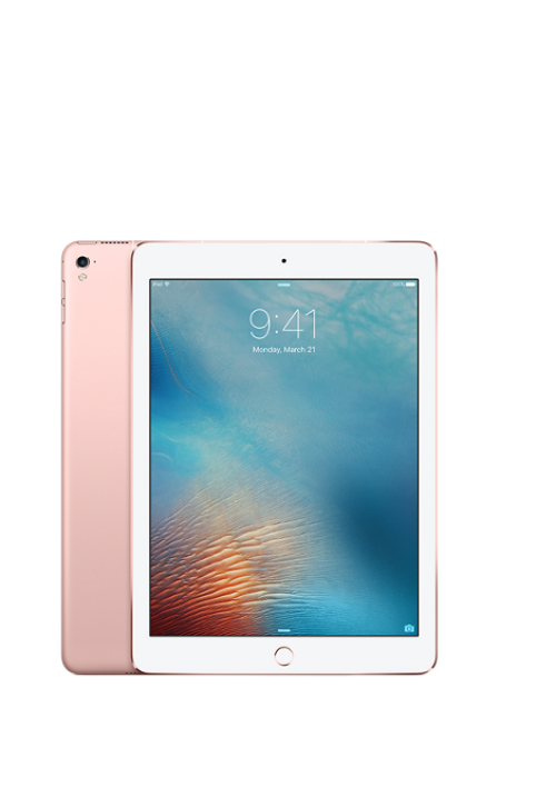 "APPLE IPAD PRO 9.7"" 256GB WIFI+CELLULAR ROSE GOLD (ΜΕ ΑΝΤΑΠΤΟΡΑ) EU"
