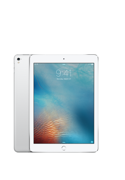 "APPLE IPAD PRO 9.7"" 256GB WIFI SILVER WHITE EU"