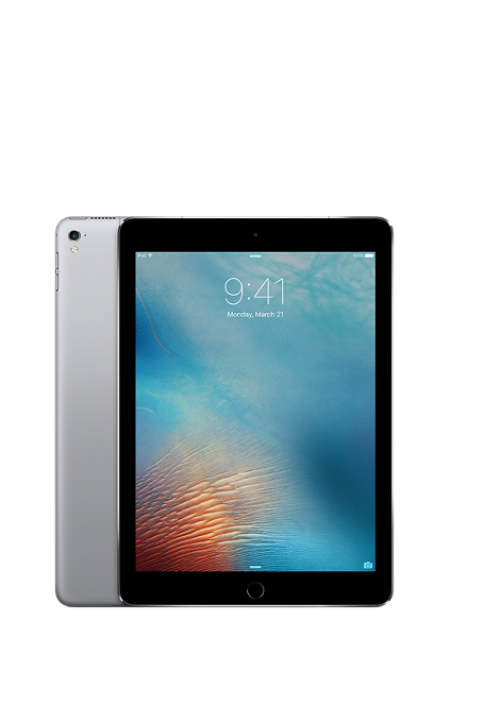 "APPLE IPAD PRO 9.7"" 256GB WIFI SPACE GRAY (ΜΕ ΑΝΤΑΠΤΟΡΑ) EU"