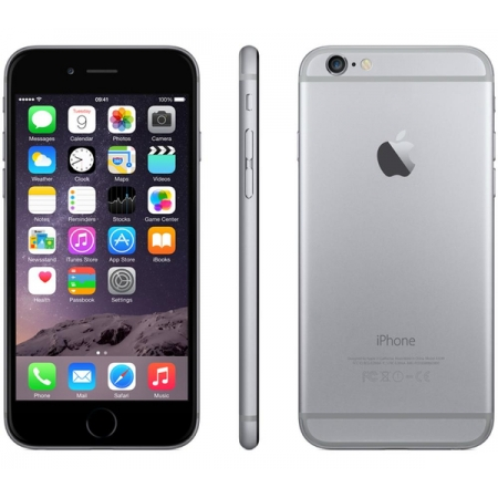 Apple IPhone 6 32GB SPACE GREY ...