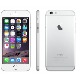 Apple IPhone 6 PLUS 16GB SILVER WHITE EU