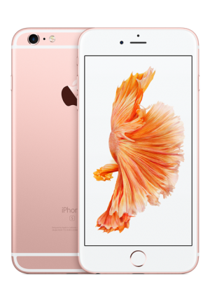 Apple IPhone 6S Plus 16GB ROSE GOLD EU (ΜΕ ΑΝΤΑΠΤΟΡΑ)