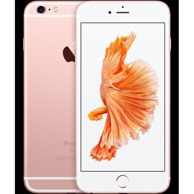 Apple IPhone 6S Plus 16GB ROSE GOLD EU (ΜΕ ΑΝΤΑΠΤΟΡΑ)