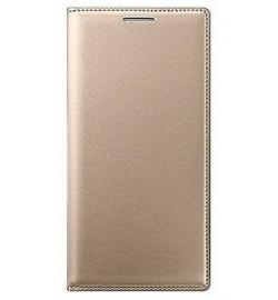 Θήκη για Samsung J3 2017 Flip Cover Gold