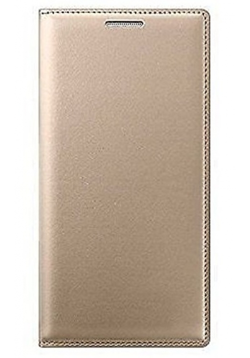 Θήκη για Samsung J3 Flip Cover Gold