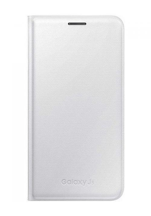 Θήκη για Samsung J5 2016 Flip Cover White