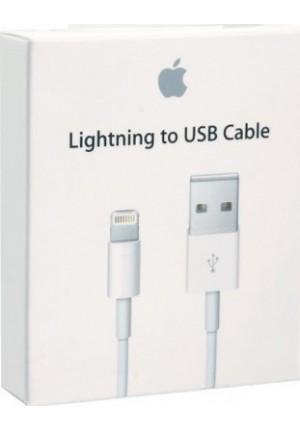 Apple USB to Lightning Cable White 1m (MD818ZM/A) Retail