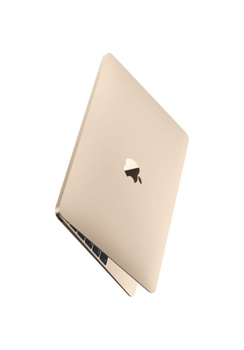 Apple MacBook 12-inch core M3 1.1GHz 256B (MLHE2) GOLD (ΜΕ ΑΝΤΑΠΤΟΡΑ) EU