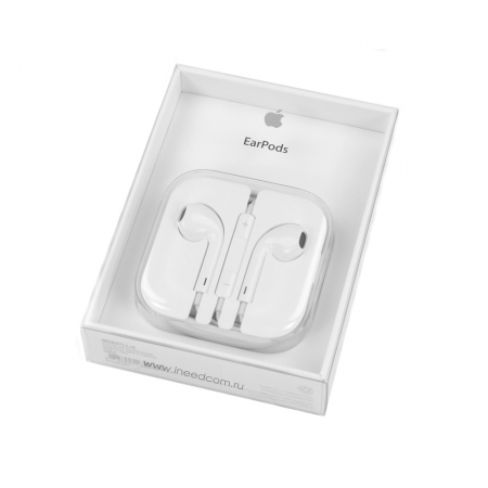 APPLE EARPODS MD827 WHITE ORIGI...